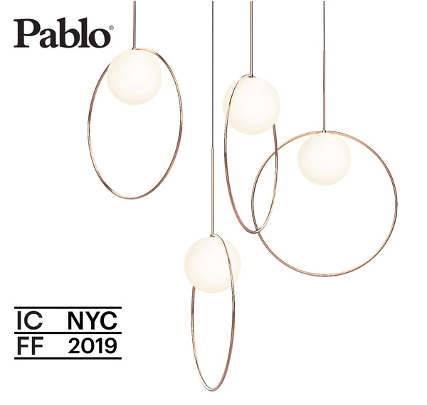 Join Pablo Designs at ICFF 2019